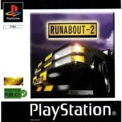 PSX RUNABOUT 2 - Jeux PS1 au prix de 3,95€
