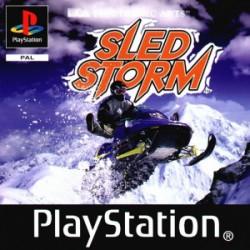 PSX SLED STORM - Jeux PS1 au prix de 3,95€