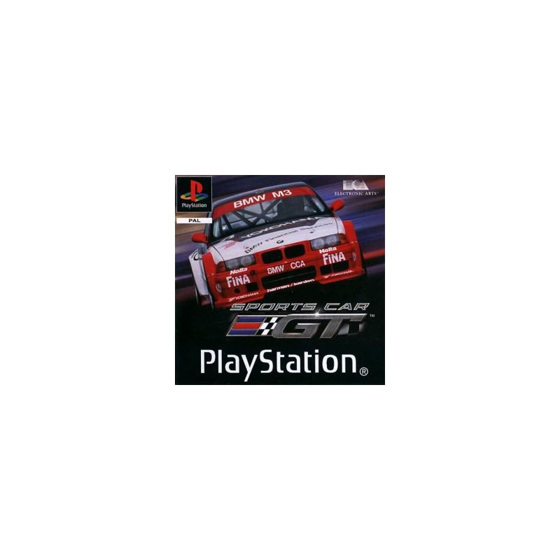 PSX SPORTS CAR GT - Jeux PS1 au prix de 3,95€