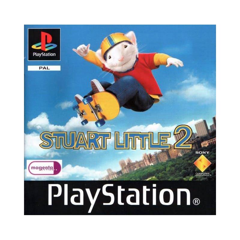 PSX STUART LITTLE 2 - Jeux PS1 au prix de 2,95€