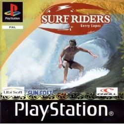PSX SURF RIDERS - Jeux PS1 au prix de 3,95€