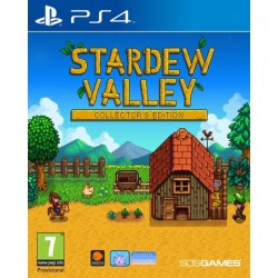 PS4 STARDEW VALLEY - Jeux PS4 au prix de 44,95€
