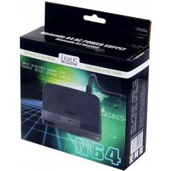 N64 ALIMENTATION EAXUS - Accessoires Nintendo 64 au prix de 14,95€