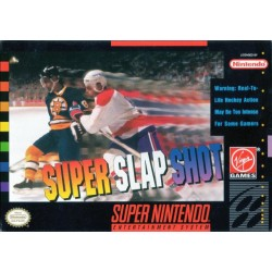 SN SUPER SLAP SHOT (IMPORT US) - Jeux Super NES au prix de 4,95 €