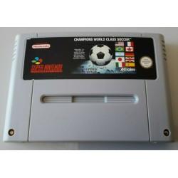 SN CHAMPIONS WORLD CLASS SOCCER RYAN GIGGS (LOOSE) - Jeux Super NES au prix de 2,95€