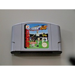 N64 INTERNATIONAL SUPERSTAR SOCCER 64 (LOOSE) - Jeux Nintendo 64 au prix de 0,95€