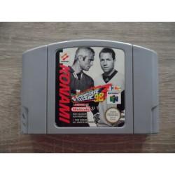 N64 INTERNATIONAL SUPERSTAR SOCCER 98 (LOOSE) - Jeux Nintendo 64 au prix de 0,95€