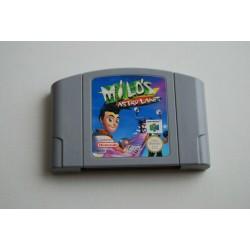 N64 MILO S ASTRO LANES (LOOSE) - Jeux Nintendo 64 au prix de 9,95€