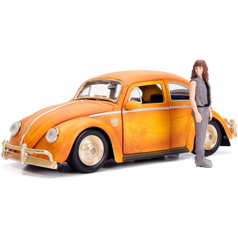 REPLIQUE TRANSFORMERS VOLKSWAGEN BEETLE - Figurines au prix de 29,95€