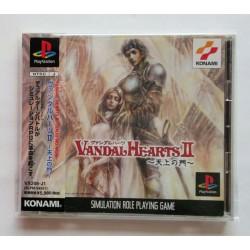 PSX VANDAL HEARTS 2 (IMPORT JAP) - Jeux PS1 au prix de 12,95€