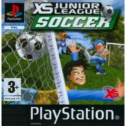 PSX XS JUNIOR LEAGUE SOCCER - Jeux PS1 au prix de 1,95€