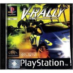 PSX V RALLY - Jeux PS1 au prix de 4,95€
