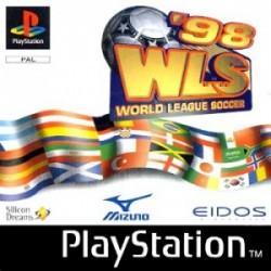 PSX WORLD LEAGUE SOCCER 98 - Jeux PS1 au prix de 2,95€