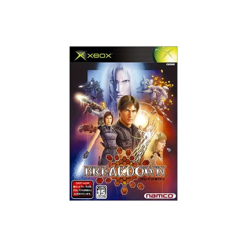XB BREAKDOWN (IMPORT JAP) - Jeux Xbox au prix de 19,95€