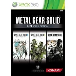 X360 METAL GEAR SOLID HD COLLECTION - Jeux Xbox 360 au prix de 19,95€