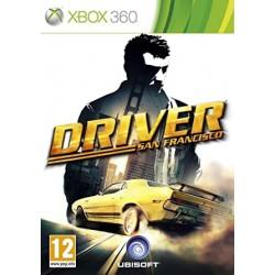 X360 DRIVER SAN FRANCISCO - Jeux Xbox 360 au prix de 7,95€