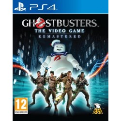 PS4 GHOSTBUSTERS THE VIDEO GAME REMASTERED OCC - Jeux PS4 au prix de 14,95 €