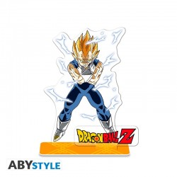 FIGURINE ACRYLIQUE DRAGON BALL Z VEGETA - Figurines au prix de 7,95 €