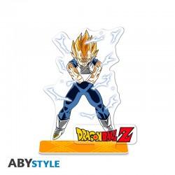 FIGURINE ACRYLIQUE DRAGON BALL Z VEGETA - Figurines au prix de 7,95€