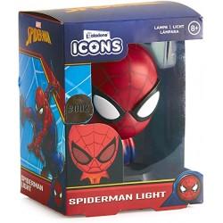 LAMPE MARVEL SPIDER MAN VEILLEUSE 3D - Lampes Décor au prix de 14,95€