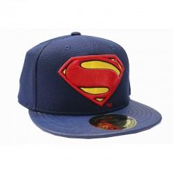 CASQUETTE BATMAN VS SUPERMAN SUPERMAN LOGO - Casquettes au prix de 19,95€