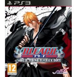 PS3 BLEACH - Jeux PS3 au prix de 12,95€