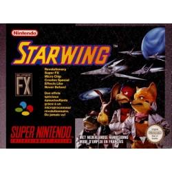 SN STARWING (SANS NOTICE) - Jeux Super NES au prix de 12,95€