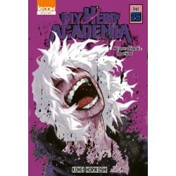 MY HERO ACADEMIA T25 - Manga au prix de 6,60€