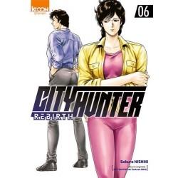 CITY HUNTER REBIRTH T06 - Manga au prix de 7,90€