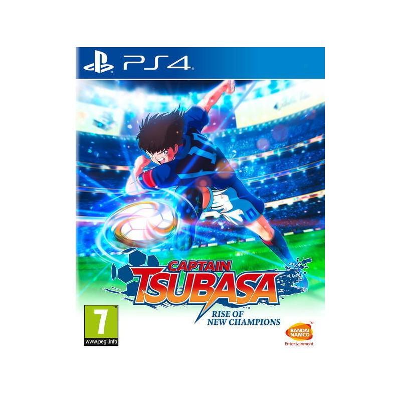 PS4 CAPTAIN TSUBASA RISE OF THE NEW CHAMPIONS OCC - Jeux PS2 au prix de 29,95€