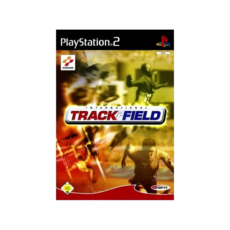 PS2 INTERNATIONAL TRACK AND FIELD - Jeux PS2 au prix de 2,95€