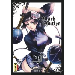 BLACK BUTLER T29 - Manga au prix de 6,85€