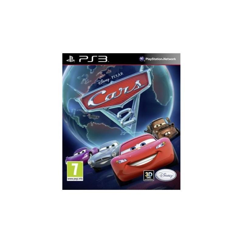 PS3 CARS 2 - Jeux PS3 au prix de 9,95€