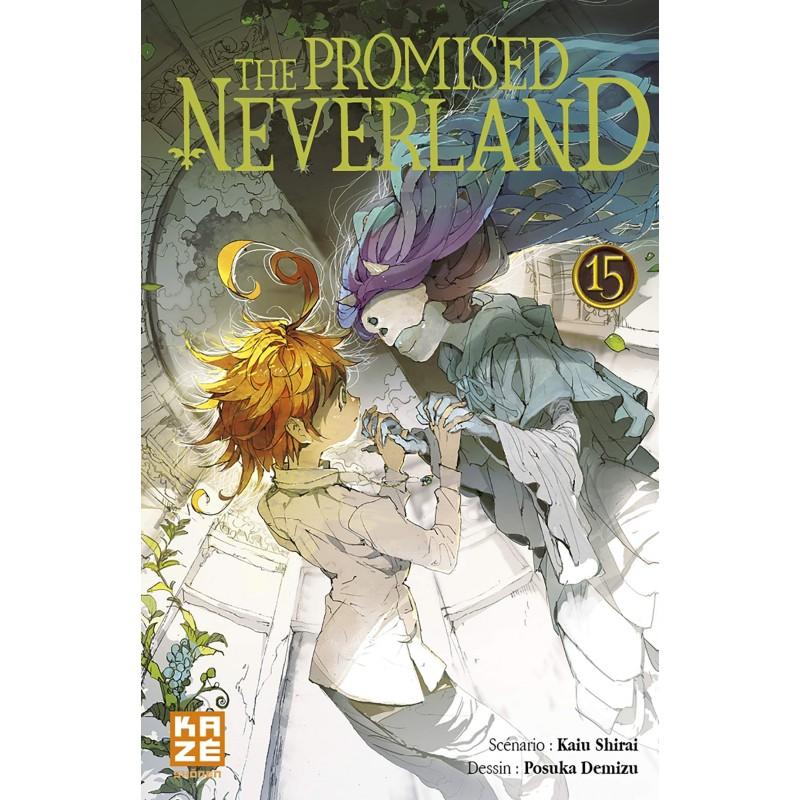 THE PROMISED NEVERLAND T15 - Manga au prix de 6,89€