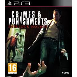 PS3 CRIME ET PUNISHEMENTS - Jeux PS3 au prix de 12,95€