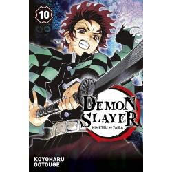 DEMON SLAYER T 10 - Manga au prix de 6,99€