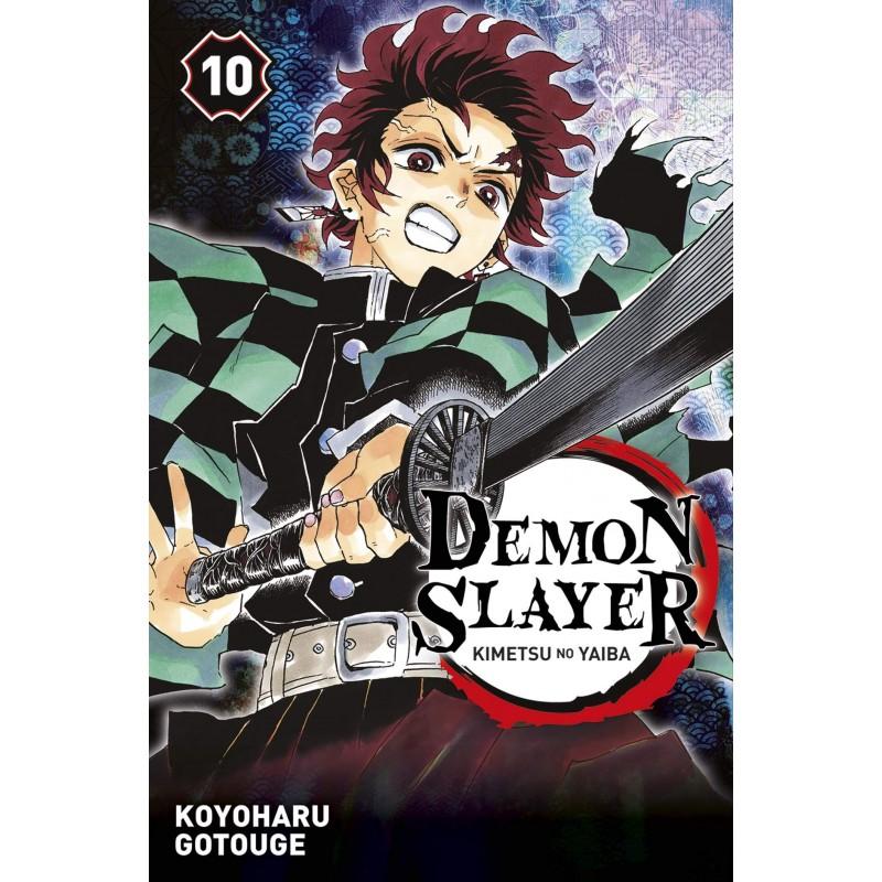 DEMON SLAYER T10 - Manga au prix de 6,99€