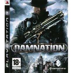 PS3 DAMNATION - Jeux PS3 au prix de 7,95€