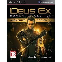 PS3 DEUS EX EDITION AUGMENTEE - Jeux PS3 au prix de 7,95€