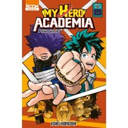 MY HERO ACADEMIA T23 - Manga au prix de 6,60€