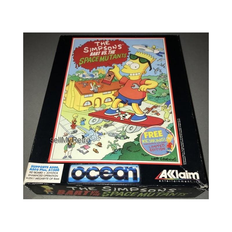 PC THE SIMPSONS BART VS THE SPACE MUTANTS (BIG BOX) - PC au prix de 14,95€