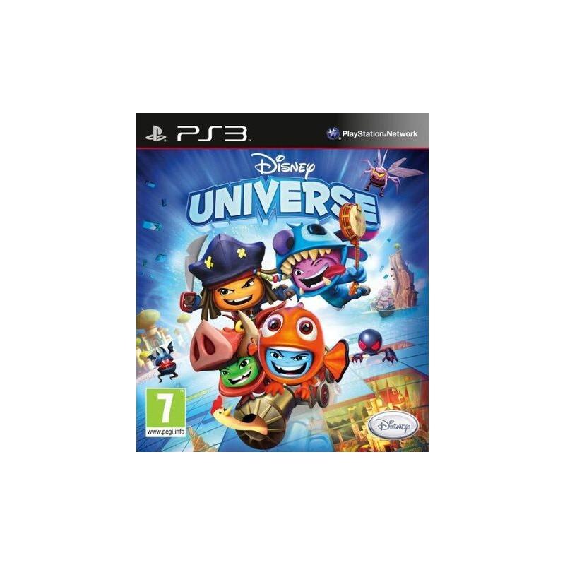 PS3 DISNEY UNIVERSE - Jeux PS3 au prix de 6,95€
