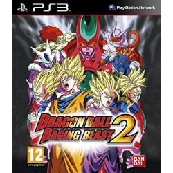 PS3 DRAGON BALL Z RAGING BLAST 2 - Jeux PS3 au prix de 9,95€