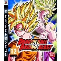 PS3 DRAGON BALL Z RAGING BLAST COLL - Jeux PS3 au prix de 14,95€