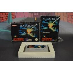 SN FLASHBACK (UKV) - Jeux Super NES au prix de 24,95€