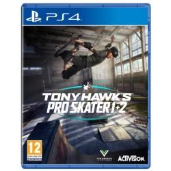 PS4 TONY HAWK PRO SKATER 1 ET 2 - Jeux PS4 au prix de 44,95€