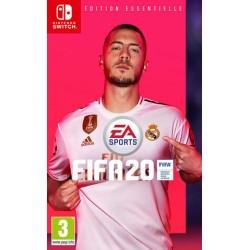 SWITCH FIFA 20 OCC - Jeux Switch au prix de 19,95€
