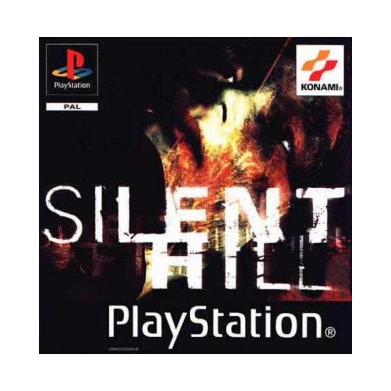 PSX SILENT HILL (SANS NOTICE) - Jeux PS1 au prix de 14,95€