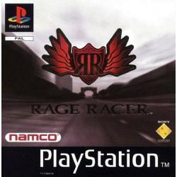 PSX RAGE RACER - Jeux PS1 au prix de 9,95€
