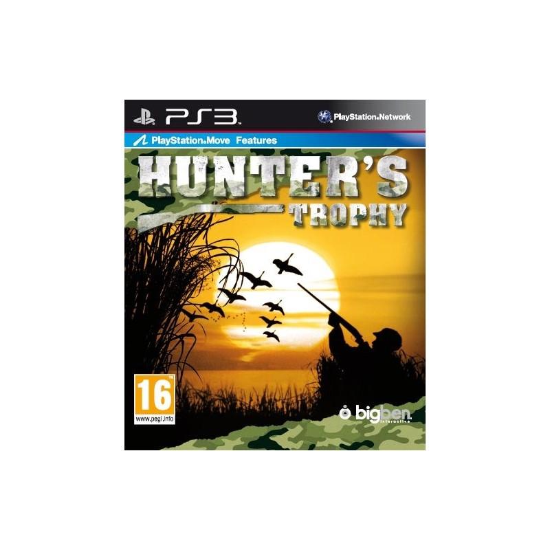 PS3 HUNTER S TROPHY - Jeux PS3 au prix de 12,95€